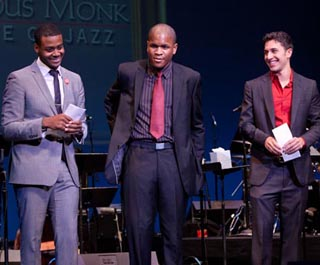 Thelonious Monk Institute of Jazz Piano Competition, Gala, Sept. 12, 2011.