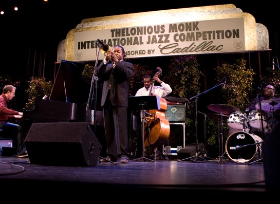 Thelonious Monk Institute of Jazz compitition 2007