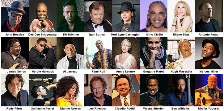 Musicians will assemble in Paris, France for International Jazz Day 2015 All-Star Global Host Celebration. Read More
