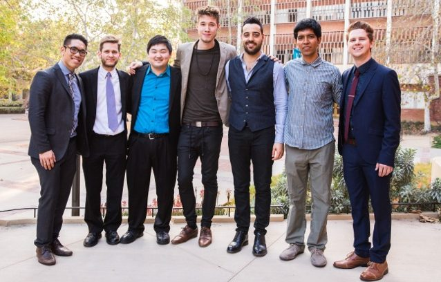 Thelonious Monk Institute of Jazz Performance at UCLA Class of 2018